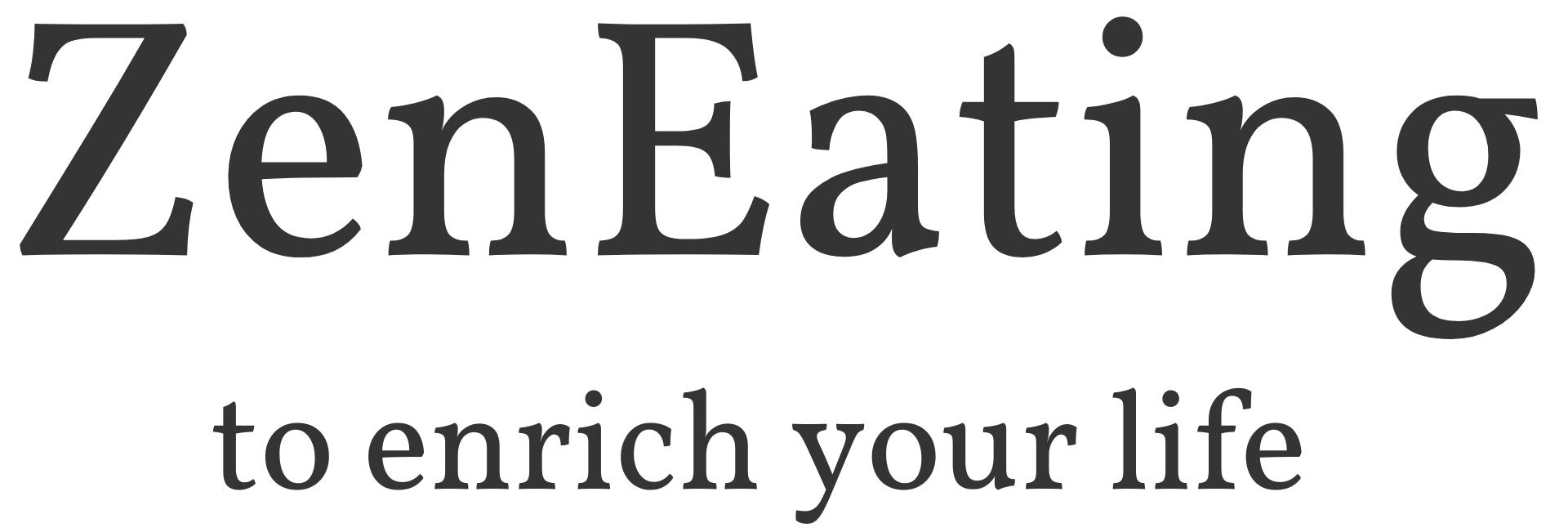 Zen Eating
